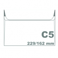 Plicuri C5 (162 x 229 mm)