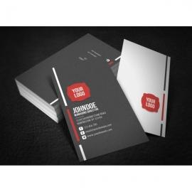 Carti de vizita plastifiate soft-touch 1