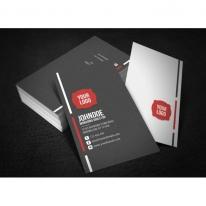 Carti de vizita plastifiate soft-touch